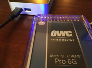 No love for OWC SSD